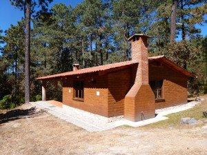 Llano Grande cabana