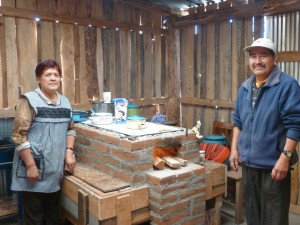 Llano Grande kitchen