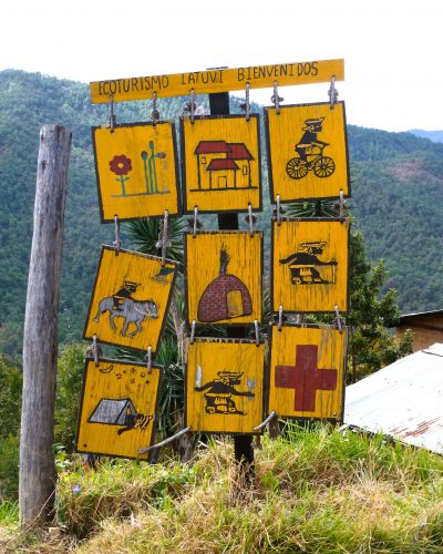 Pueblos Mancomunados: The Hiking – Getting Over the Jitters
